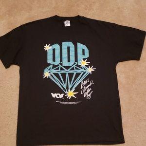 Vintage Wcw DDP diamond Dallas page shirt